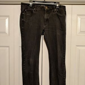 Vans Jeans - 34x30 - Black - Used - Good Condition